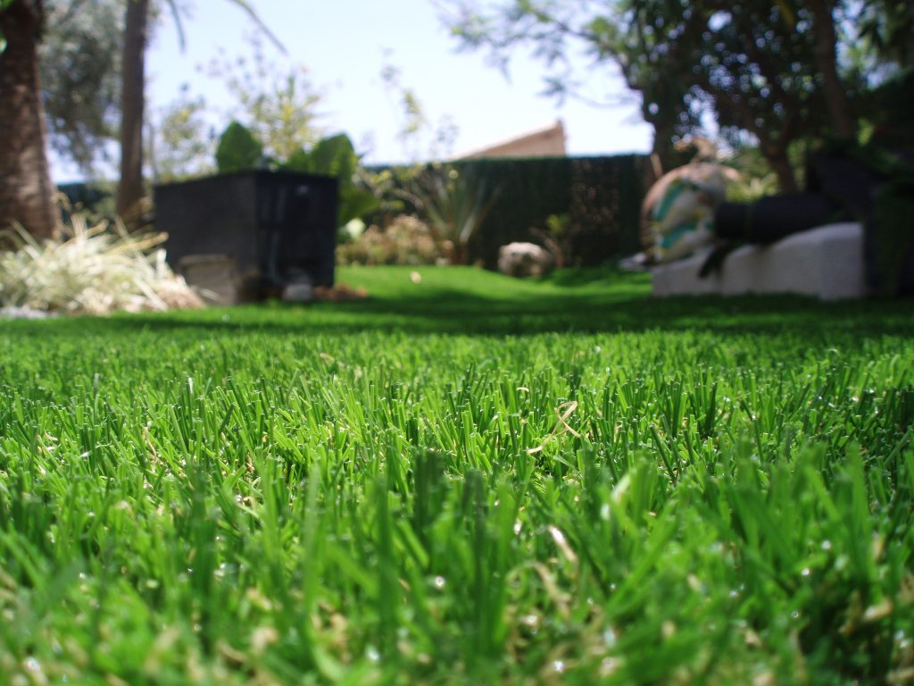 Artificial grass sand infill