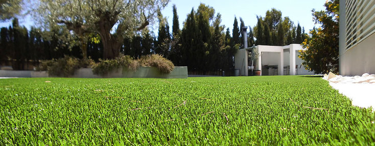 artificial grass pile density