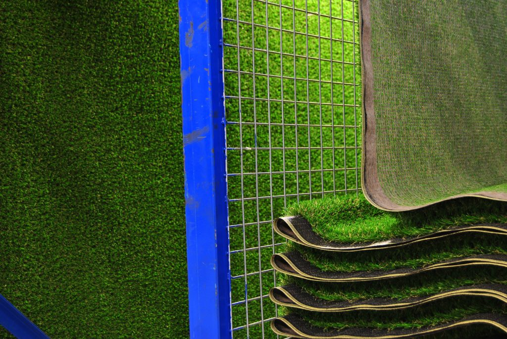 The History of Artificial Grass
