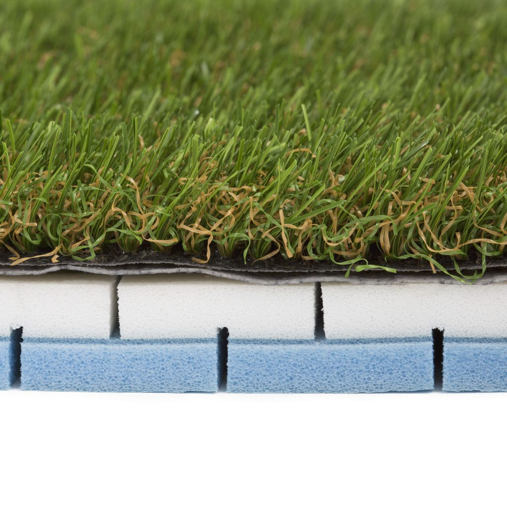 NeoGrass Fake Grass Foam Underlay Shockpad 2