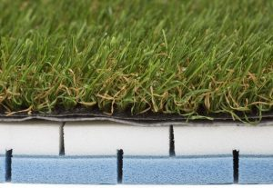 fake grass foam underlay