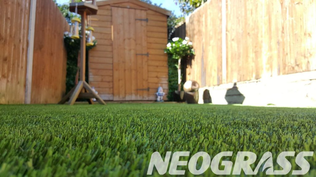 Artificial Grass on Concrete