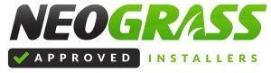 NeoGrass Approved Installer Logo