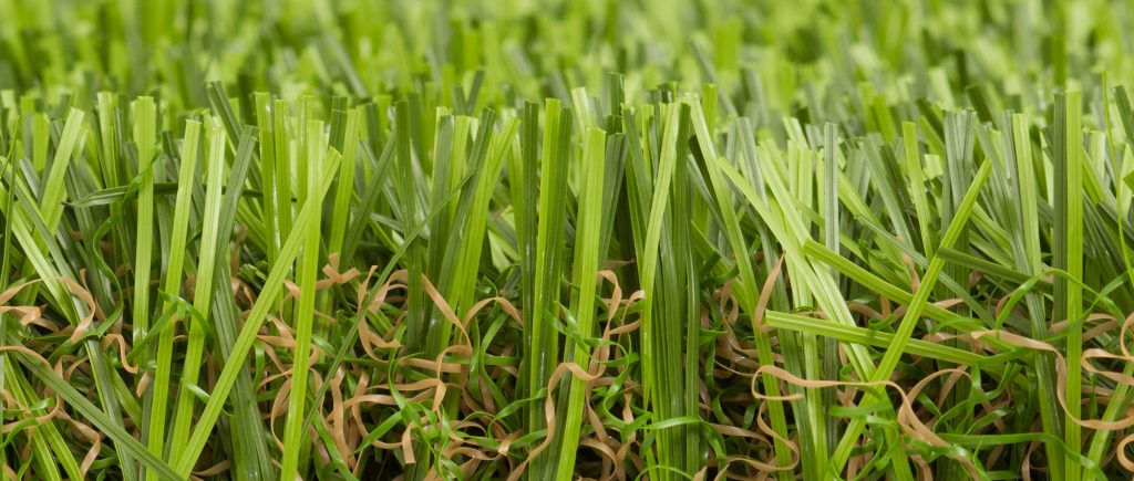 What is Synthetic Turf Made From?