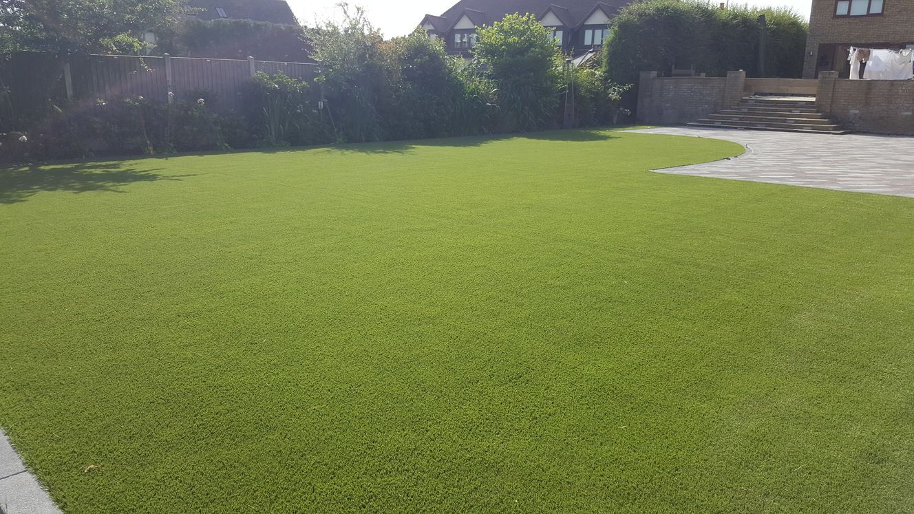 fake grass installers in Cheshire