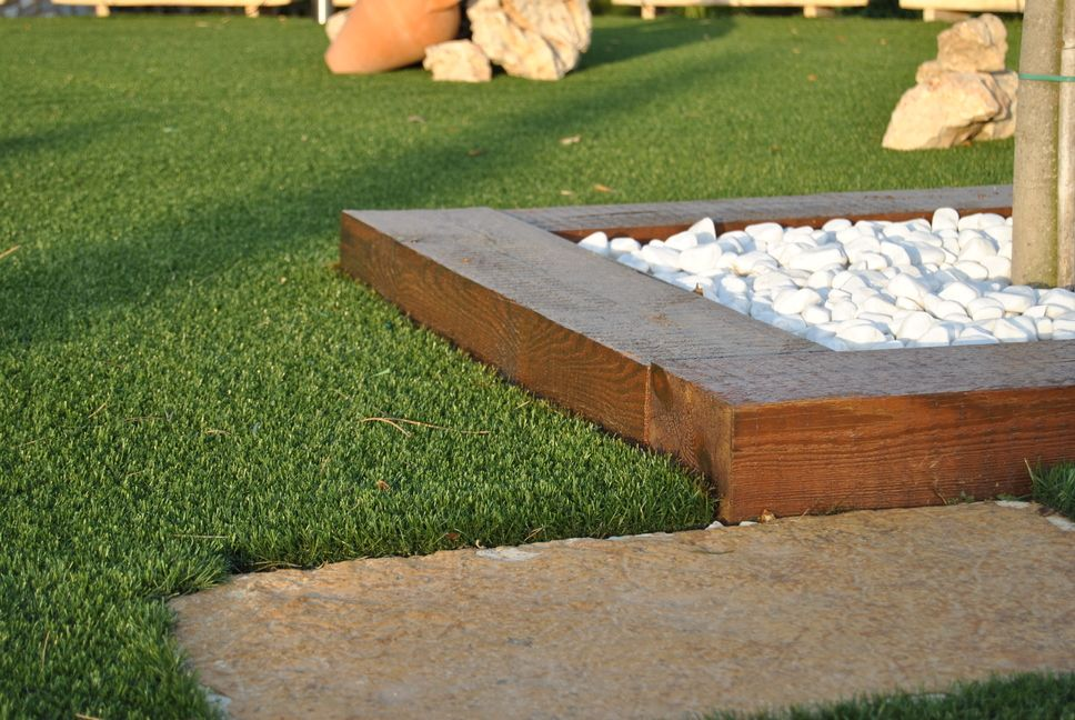 artificial grass installation in middlesex london