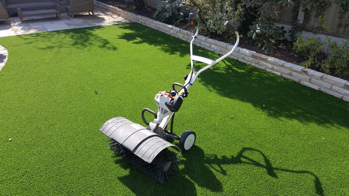 Artificial Grass Brush