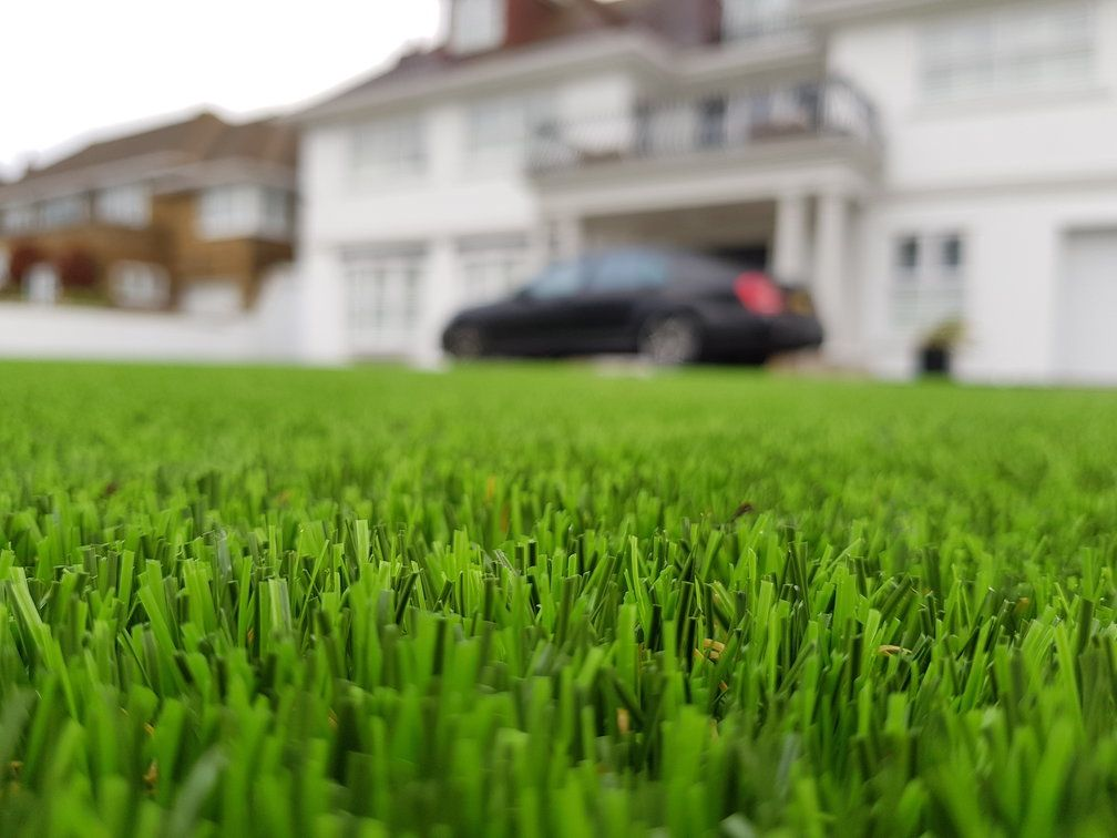 how to install artificial grass quicker