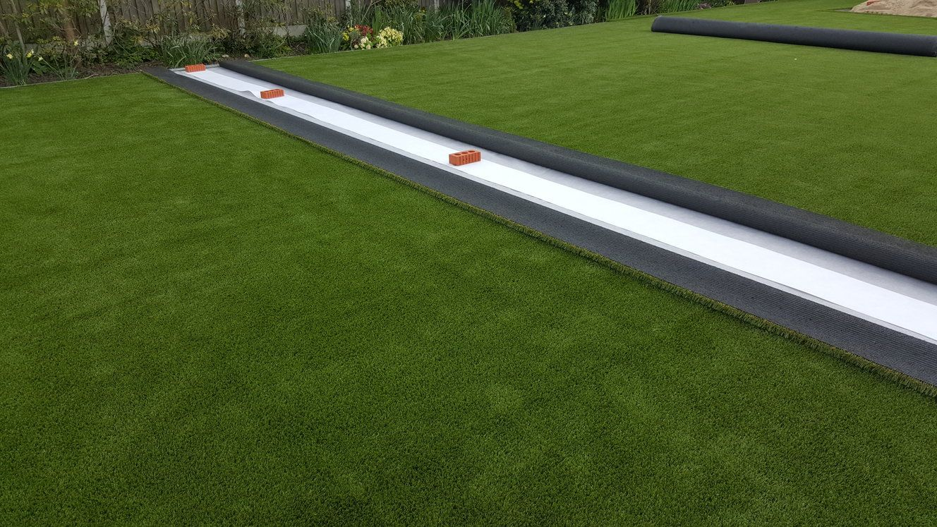 artificial grass join