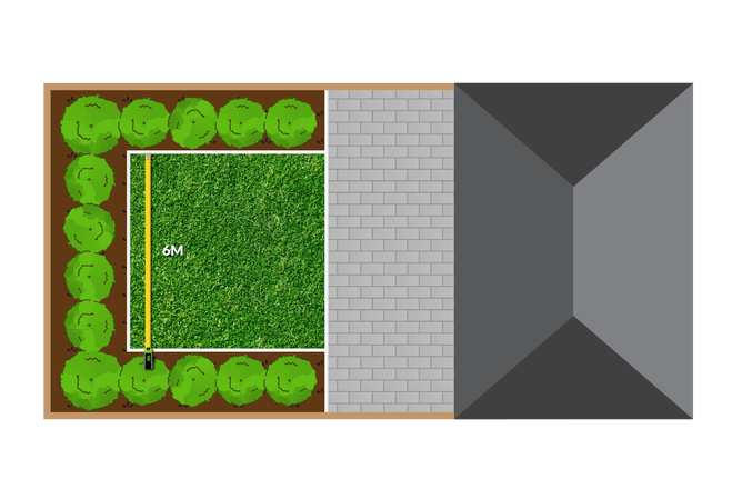 how to measure your lawn for artificial grass - pic 1