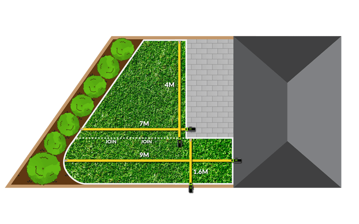 how to measure your lawn for artificial grass - pic 4