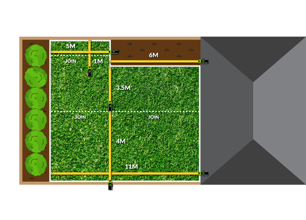 how to measure your lawn for artificial grass - pic 5