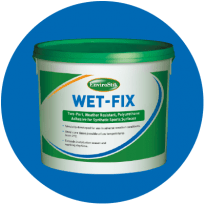 wetfix artificial grass adhesive