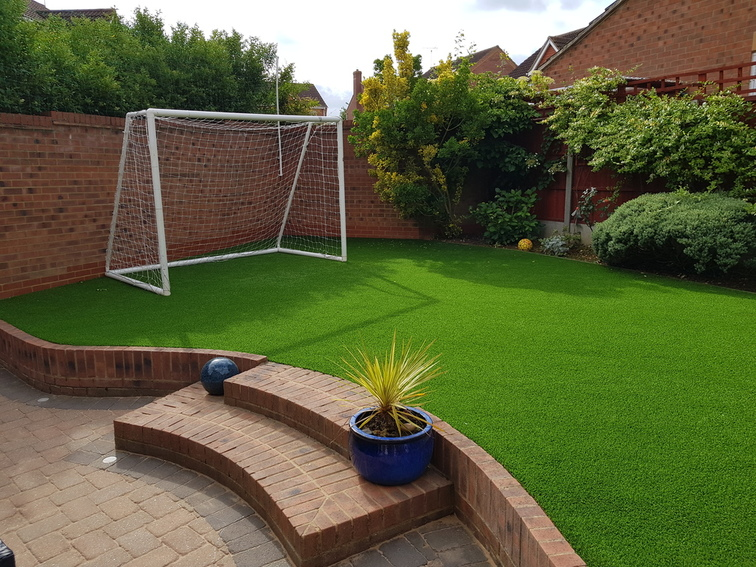 The Importance of Adequate Compaction When Installing an Artificial Lawn