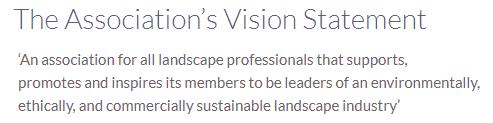 BALI vision statement