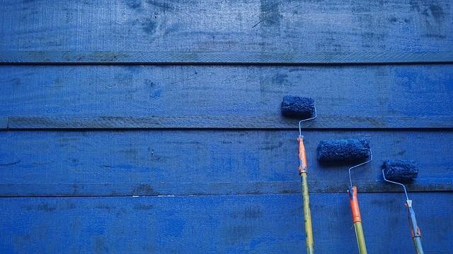 paint garden wall