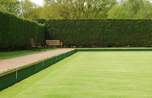 artificial grass bowling green banks