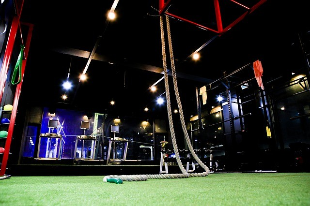 fake turf for gym crossfit