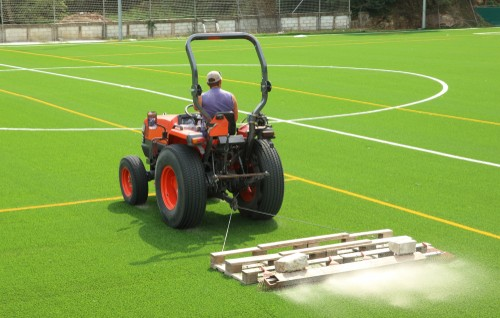 Rugby Pitch Surfacing: Real Grass vs Synthetic 3G Turf