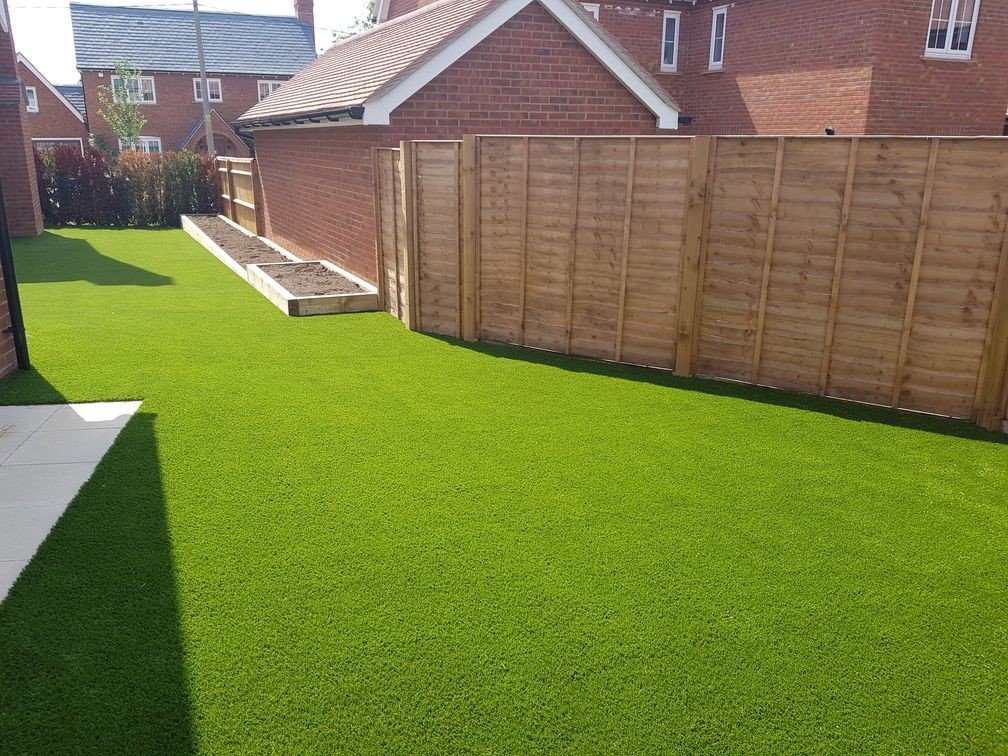 Artificial Grass & Fake Lawn Installers in Worcestershire