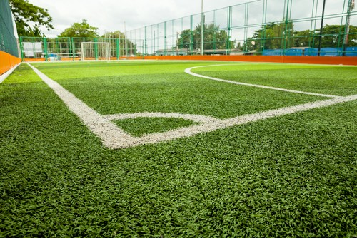 What is a MUGA Sports Pitch?