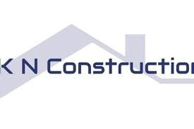 K N Construction suffolk logo