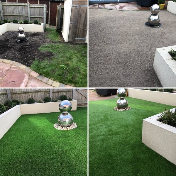 fake grass installers in dover kent mscape