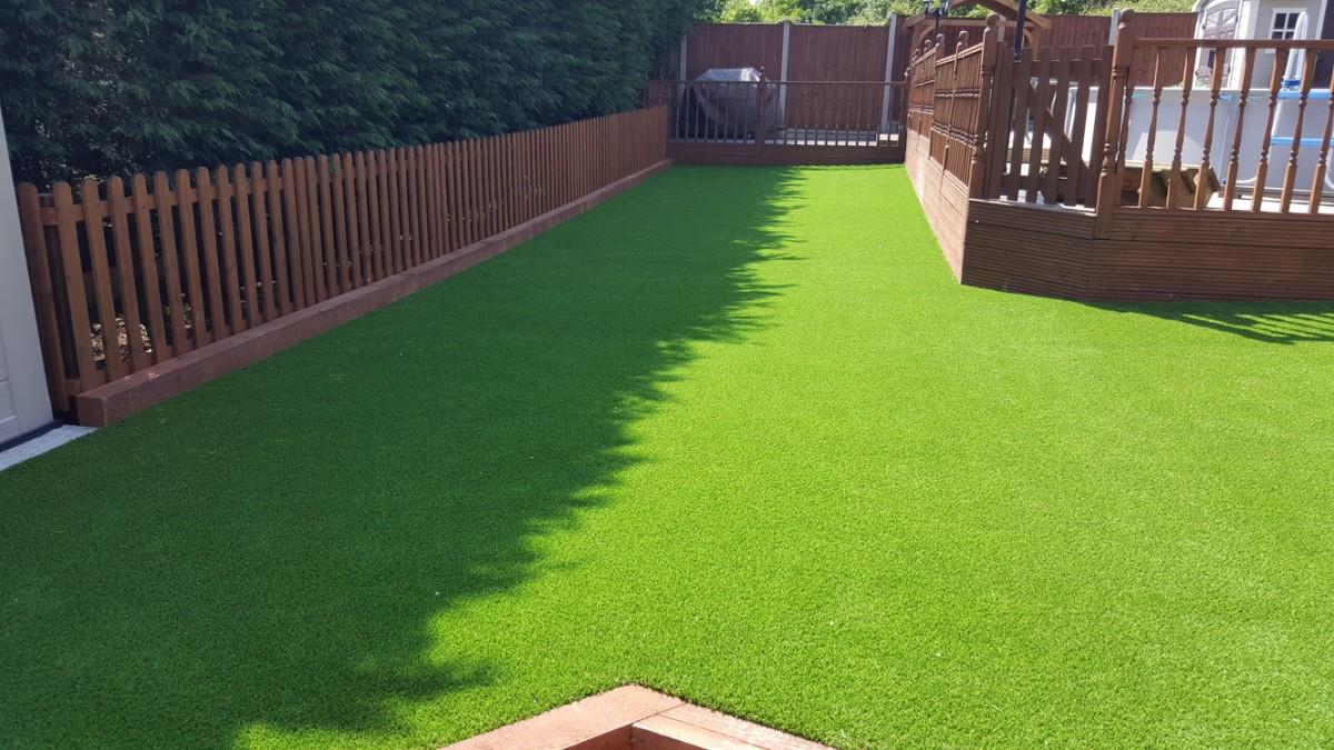 Artificial Grass & Fake Lawn Installers in Norfolk