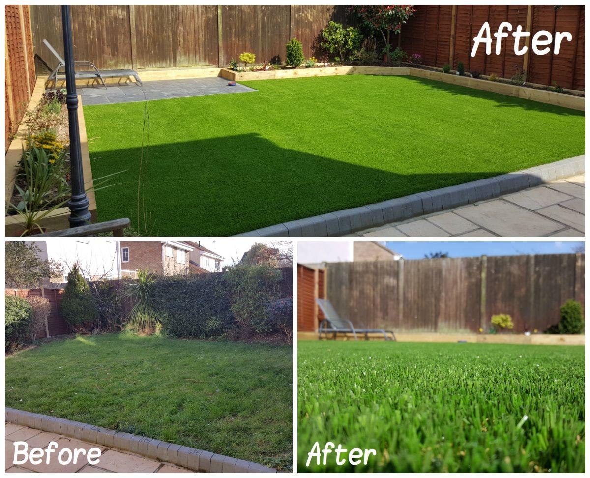 nottinghamshire-artificial-lawn-transformation