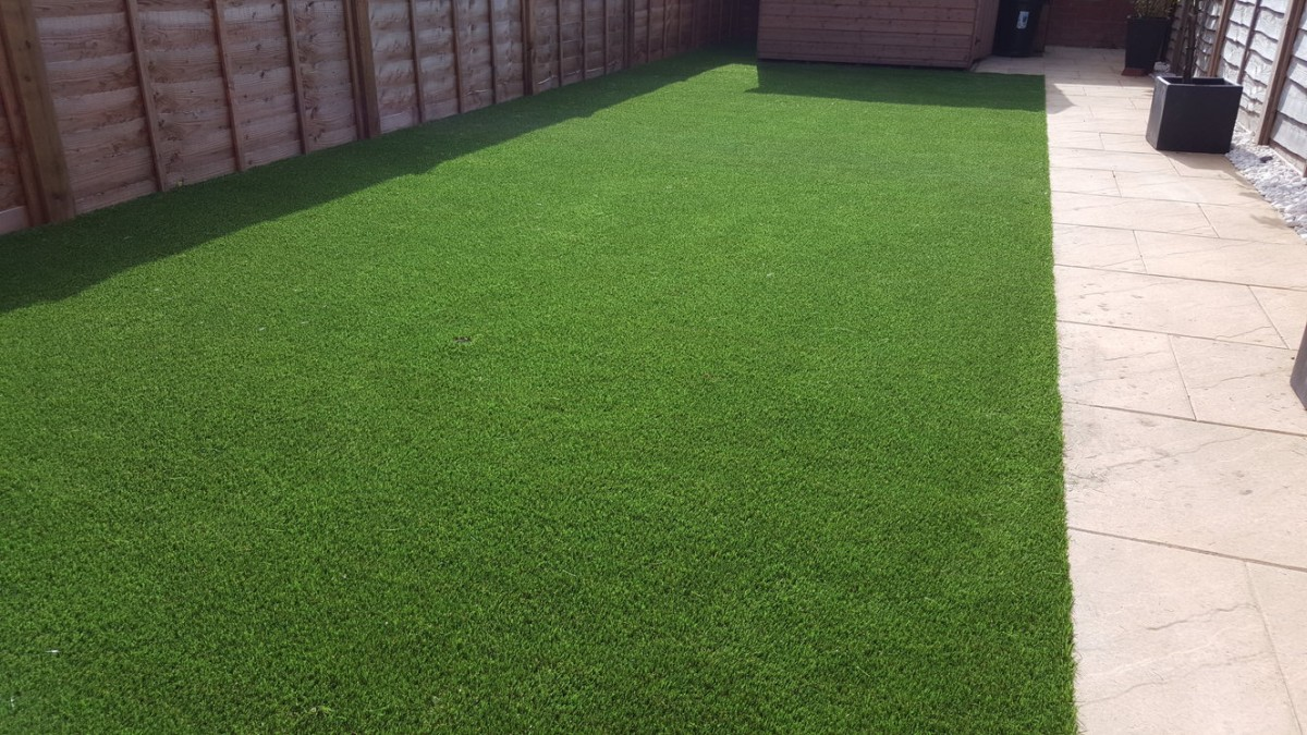 Artificial Grass & Fake Lawn Installers in Yorkshire