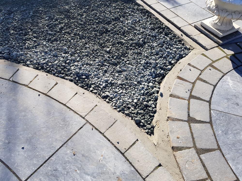 Concrete Haunching for Artificial Grass
