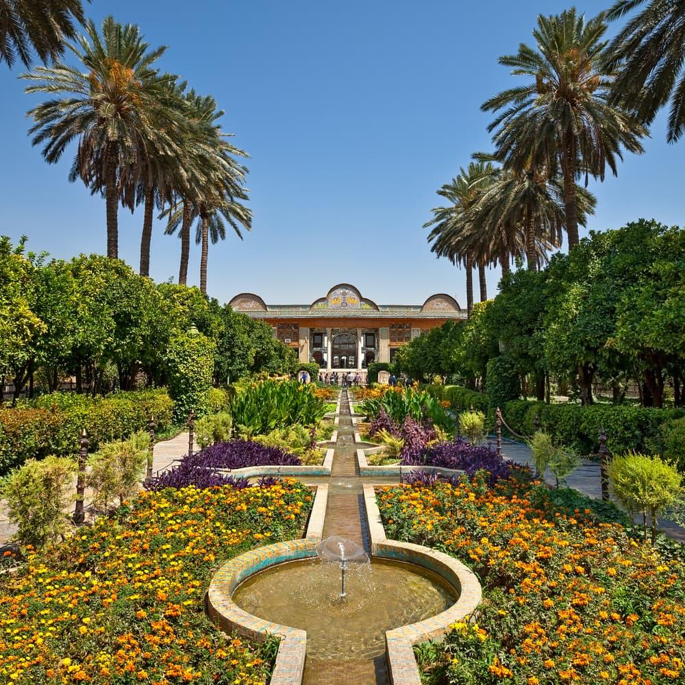 persian garden design