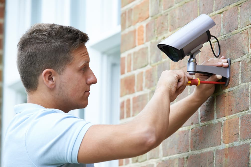 install security at buy to let property