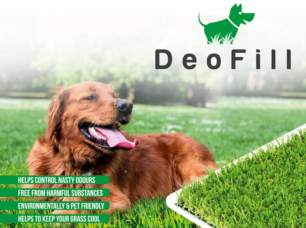 DeoFill zeolite for pets