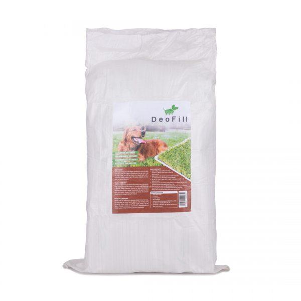 deofill zeolite artificial grass pet infill