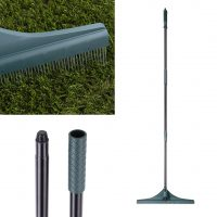 artificial grass rake main image showing various angles