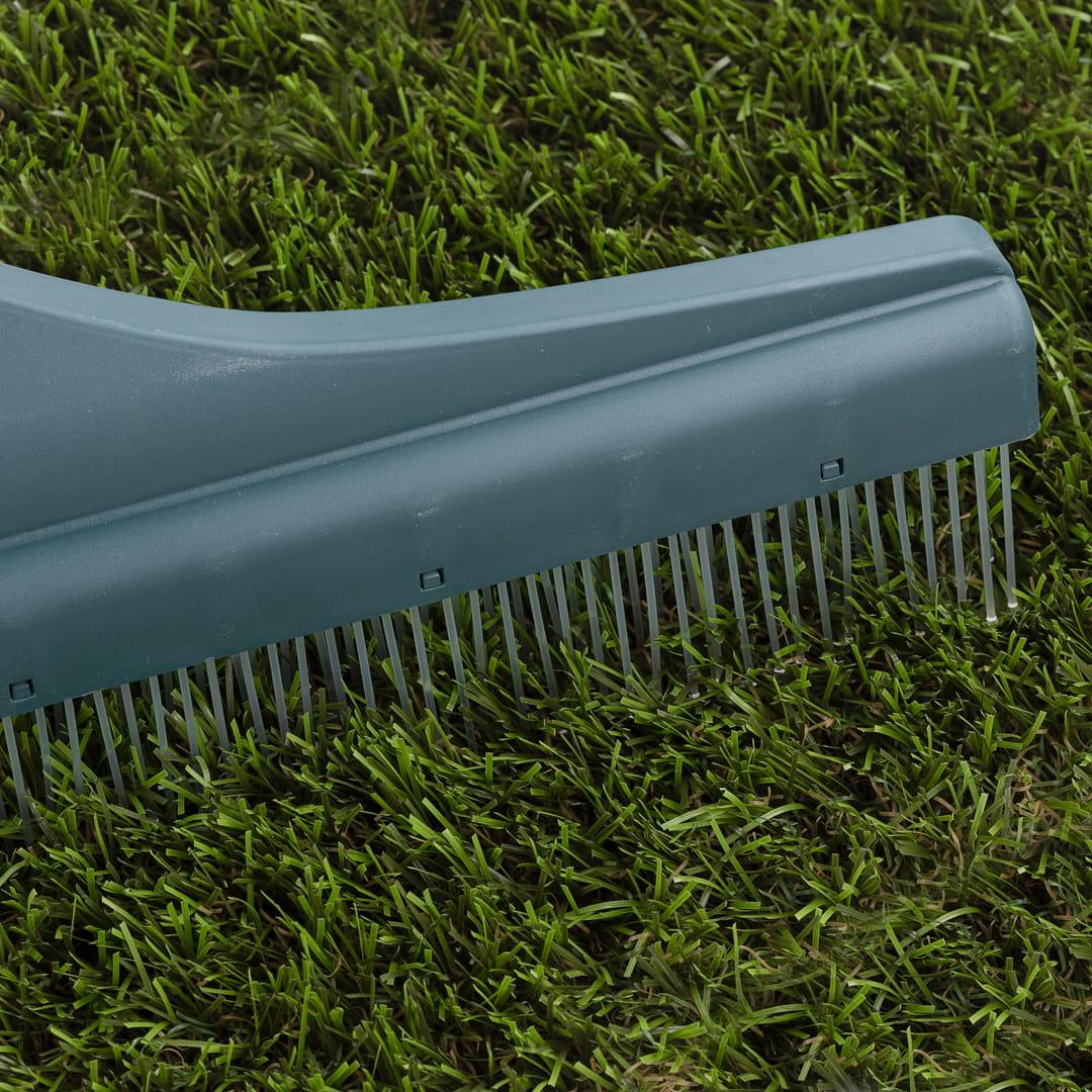 fake grass rake