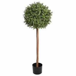 Artificial Buxus Single Ball Tree