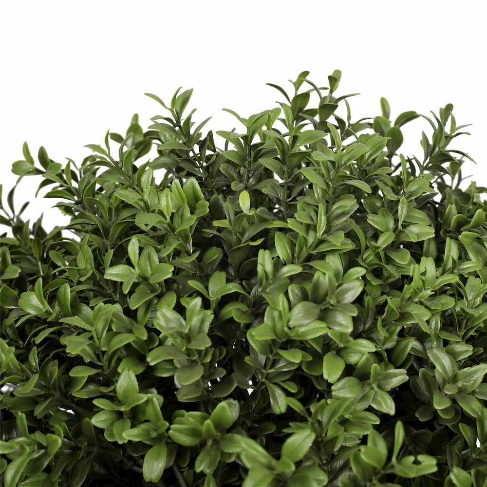 Artificial Buxus Single Ball Tree