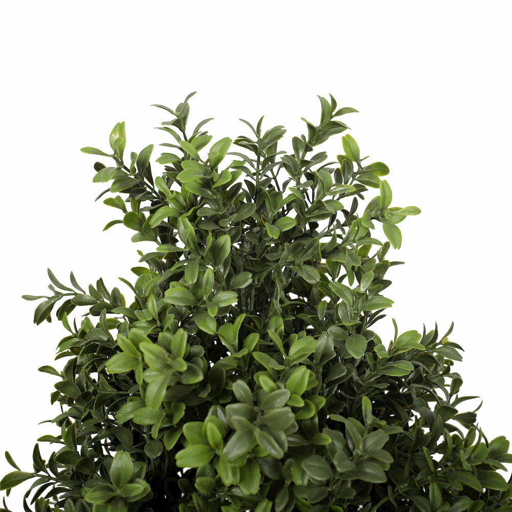 Artificial Buxus Spiral Tree