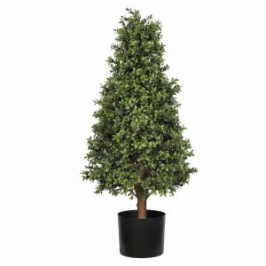 Artificial Buxus Tower Tree